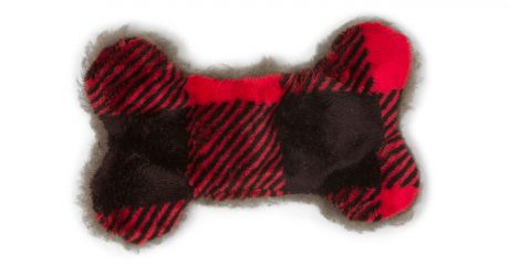Seasonally-Stylish Holiday Dog Toys From West Paw