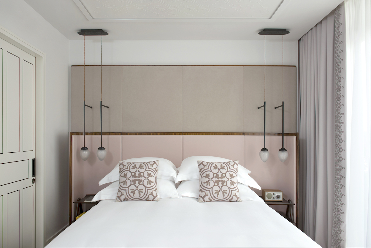 The Norman Boutique Hotel by Yoav Messer