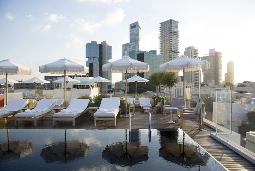 The Norman Hotel The Most Luxury Hotel in Tel Aviv 9