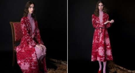 This Fashion Collection Depicts the Staggering Rate of Urbanization