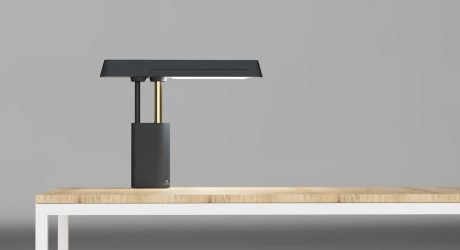 100Banch's Stand By D Illuminates the Joy of a Tidy Desk