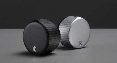 Yves Behar Unlocks a New August Wi-Fi Smart Lock Design