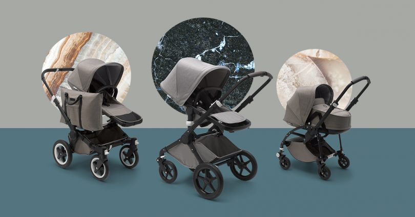Bugaboo Launches the Mineral Collection Inspired by Wabi-Sabi Philosophy