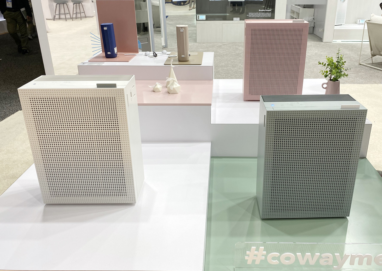 New Coway Airmega Features Clean Design to Match Air Cleaning Performance
