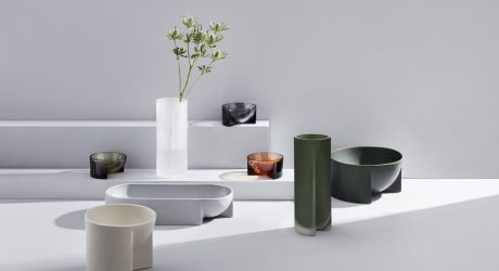 "Iittala's ""Kuru"" Draws from the Tranquility of a Gorge"