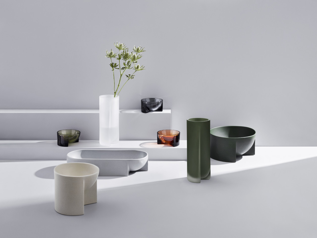 """Iittala's """"Kuru"""" Draws from the Tranquility of a Gorge"""