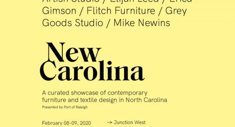 New Carolina Celebrates Contemporary Design in North Carolina