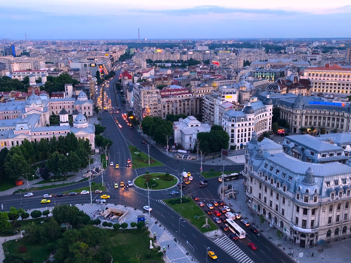 Design Milk Travels to… Bucharest, Romania