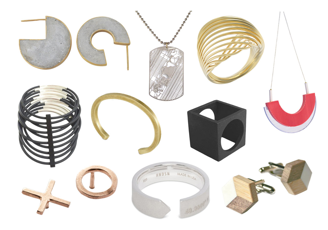 Modern Jewelry Perfect for Giving Your Loved Ones