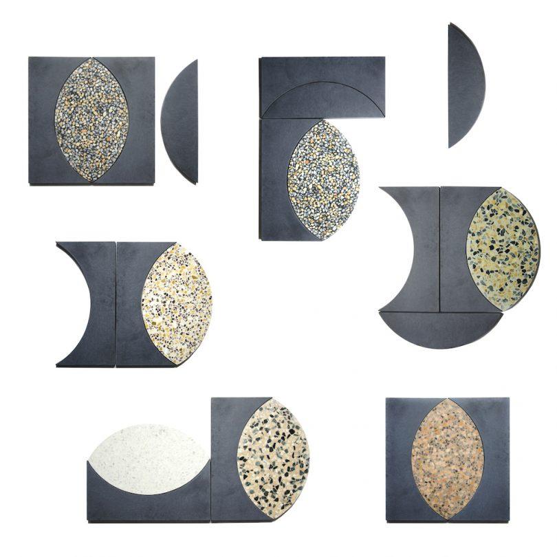 KAZA's Handmade Tiles Are Now Available in Precast Terrazzo