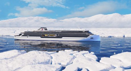 Viking Expeditions Sets Sail to Combine High Style with Hi-Tech for Polar Destinations