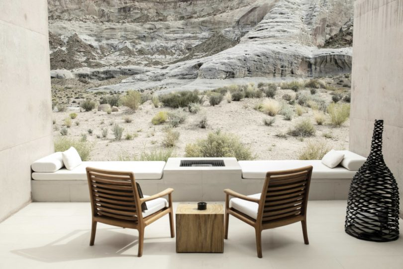 Amangiri Is a Modernist Oasis in the Painted Desert of Utah