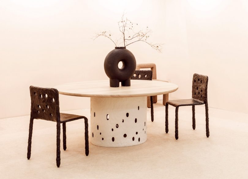 "FAINA Designs Furniture ""Made of Dough"""