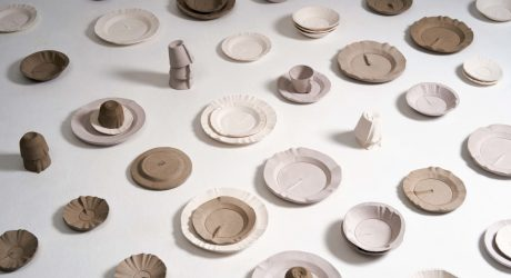 "At ""Industrial One Of,"" Machines Leave Their Individual Mark on Pottery"