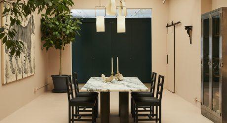 Materia Showroom by Megan Sommerville and Matt Ensner