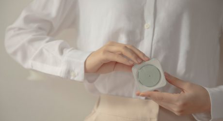 This Pocket-Sized Speaker Is Pure Nostalgia