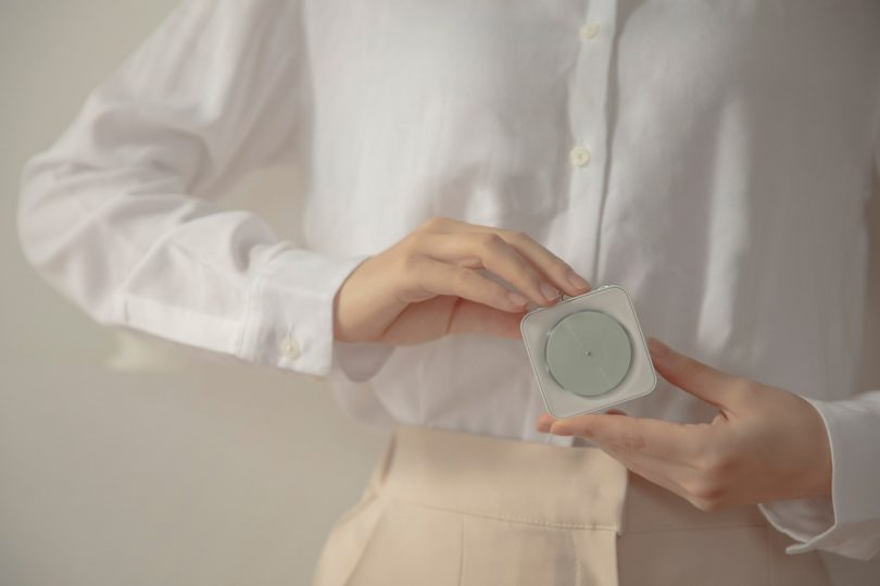 This Pocket-Sized Speaker Is Pure Nostalgia