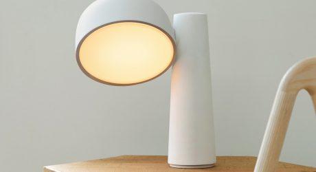 A Kernel of Sustainability Illuminates the Ammunition x Gantri Lighting Collection