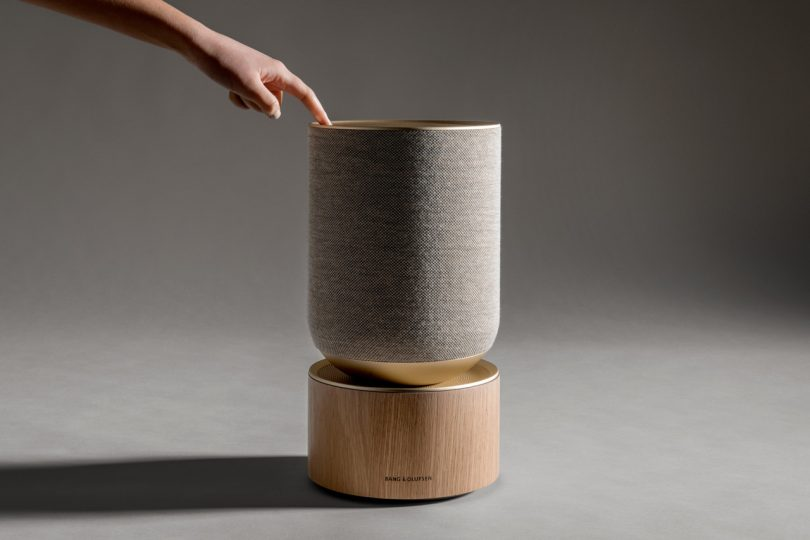 Balance for Bang & Olufsen Is a Sculptural Object for the Home