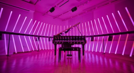 An 'Inner Light' Glows within Intersect by Lexus NYC
