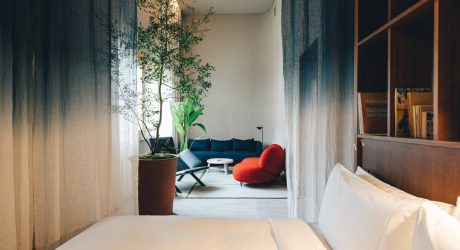 A Former Tokyo Bank Is Reborn as the K5 Hotel