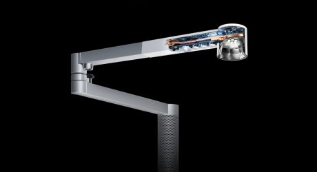 Dyson Lightcycle Morph Delivers Algorithmically Optimal Light