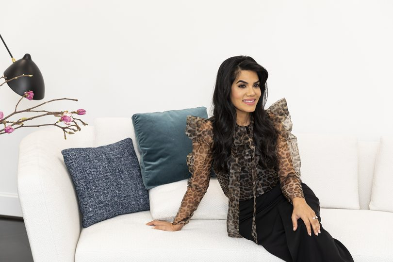 Friday Five with Nina Magon of Contour Interior Design