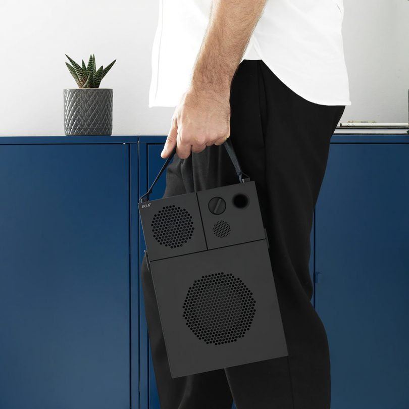 IKEA speaker 3D customized