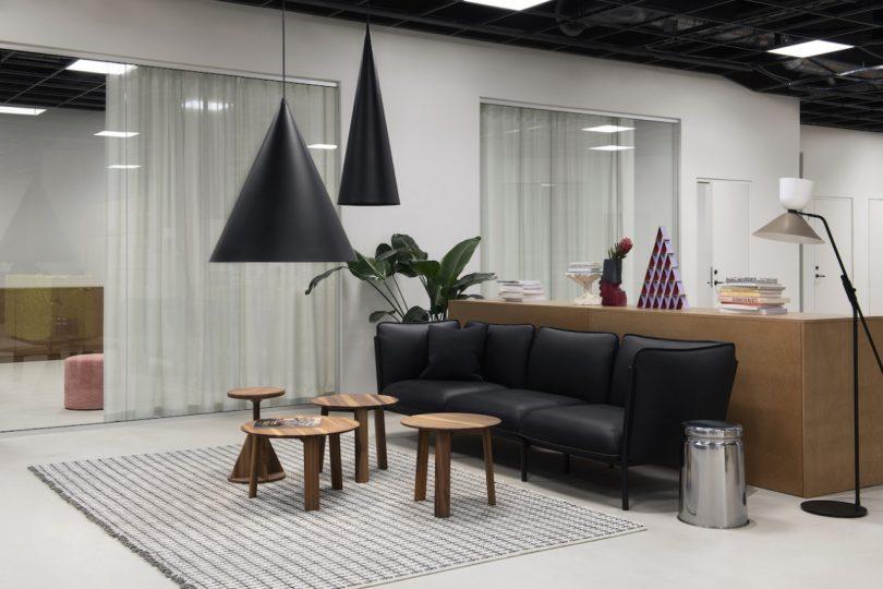 Hem Unveils New Stockholm HQ by Atelier Paul Vaugoyeau