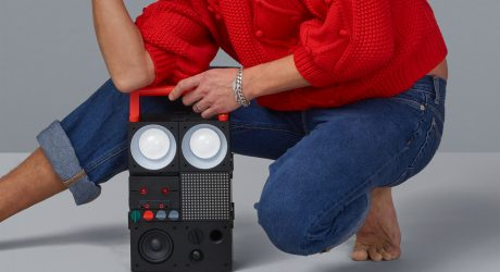 Teenage Engineering's 3D Printables Transform IKEA Speakers Into Something Cool