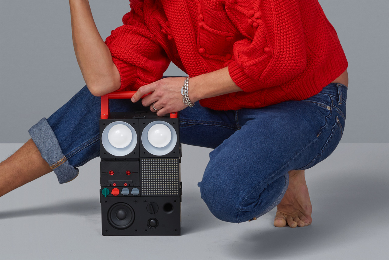 Teenage Engineering's 3D Printables Transform IKEA Speakers Into Something Cool