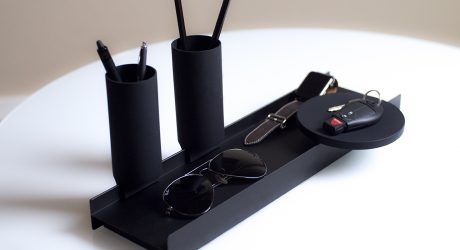Multitask in A Modern Way with the Custom Linea Organizer