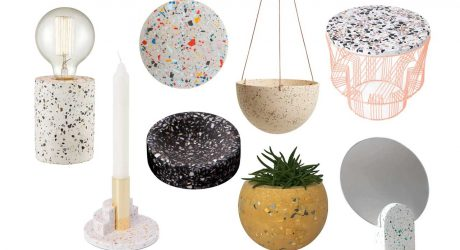 Terrazzo Trend Continues: 8 Accessories That Keep it Fresh