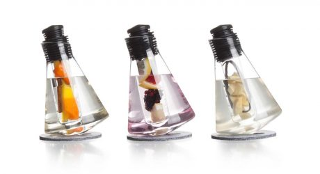 Infuse Your Favorite Spirits with the Sempli Incanter