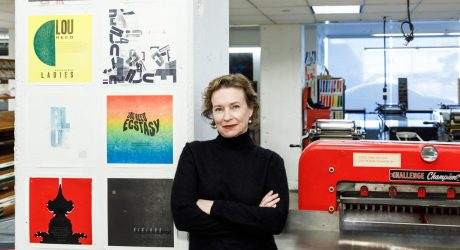 Where I Work: Gloria Kondrup of HMCT Archetype Press