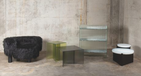 IMM Cologne: pulpo Collaborates with Herkner, Babin, and MUT Design