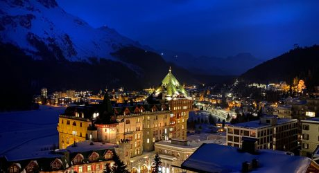 Design Milk Travels to… St. Moritz, Switzerland