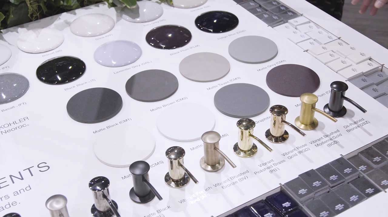 Kohler's Experiential Luxury Shines at KBIS 2020 [VIDEO] - Design Milk