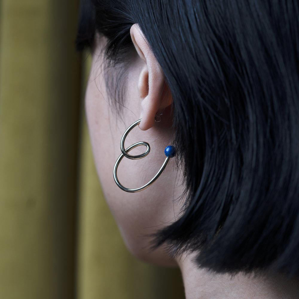 Modern Yet Playful Jewelry From Artifacts
