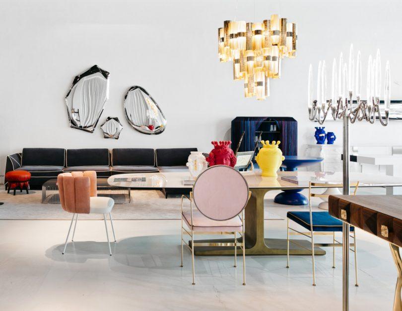 Collectioni S New Showroom Brings Designer Pieces To The West Coast Interior Design