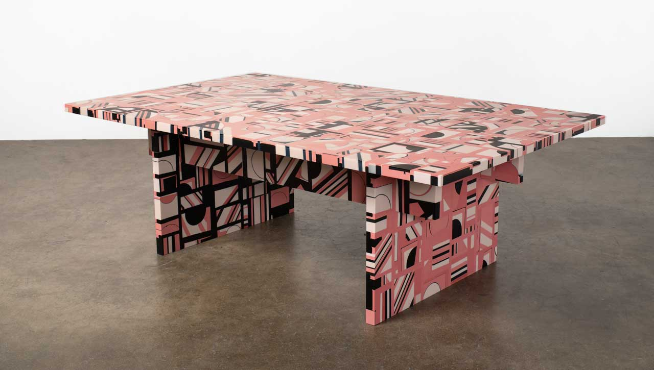 Elyse Graham Expands Colorful Resin Furniture Line