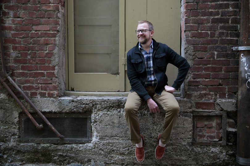 Friday Five with Seth Hanley of Blitz