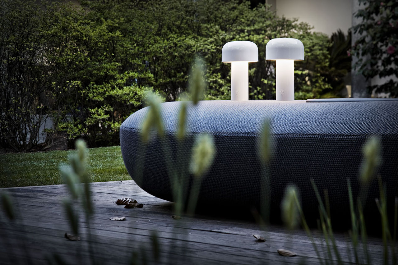 Six Fresh + Illuminating Outdoor Lighting Collections From FLOS