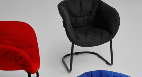 Fogia's Got You Covered with the Hood Chair