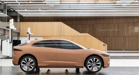 Creative Permeability Defines Jaguar's New Design Studio