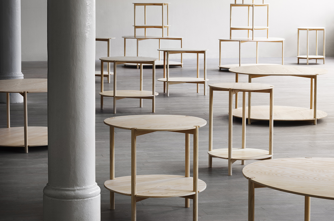 Explore the Endless Possibilities of the Lunaria Tables Trio