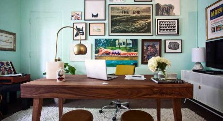 How to Create a More Conducive, Well-Designed Workspace at Home