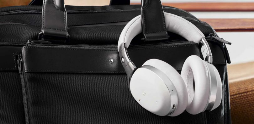 Montblanc Headphones MB 01 Wireless Luxurious 1