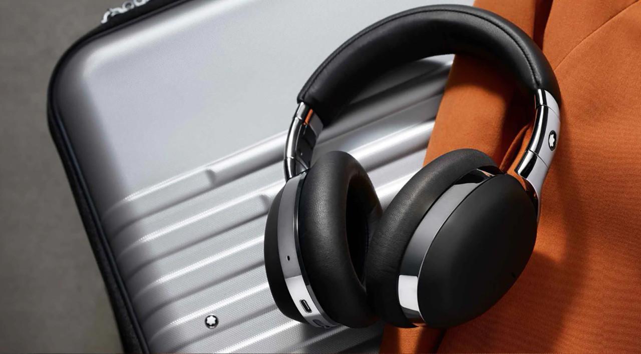 Montblanc Unveils Luxuriously Lightweight MB 01 Wireless Headphones