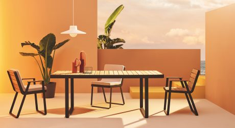 Dream of the Italian Outdoor Lifestyle with the Makemake Collection